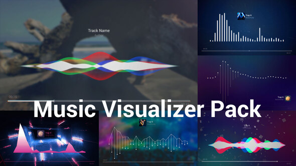 Music Visualizer Pack