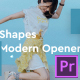 Shapes Modern Opener - VideoHive Item for Sale