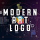 Modern Art Logo - VideoHive Item for Sale