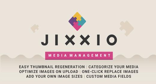Jixxio Media Management
