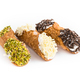 Three cannoli pastries - PhotoDune Item for Sale