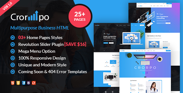 Tabula - Freelancer PSD Template - 12