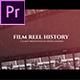 Film Reel History - VideoHive Item for Sale