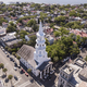 Aerial view of downtown Charleston, South Carolina with St Micha - PhotoDune Item for Sale