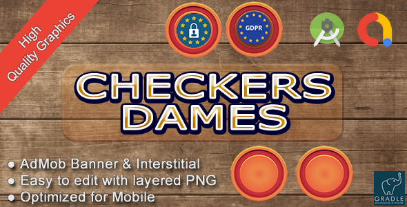 Checkers - Dames
