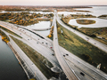 Sky view of Baytown, Texas. - PhotoDune Item for Sale