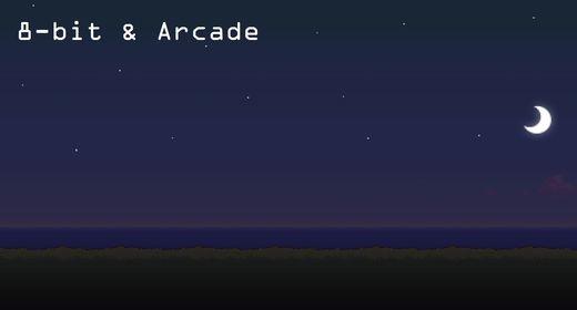 8-bit & Arcade