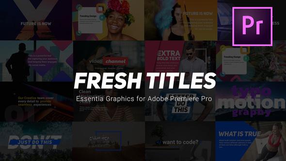 Fresh Titles