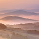 Tuscany foggy hills panorama view - PhotoDune Item for Sale