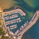 Marina top down aerial view - PhotoDune Item for Sale