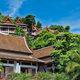 Thai Villa in the jungle against the sky - PhotoDune Item for Sale