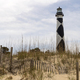 Cape Lookout Lighthouse Core Banks South Carolina Waterfront - PhotoDune Item for Sale