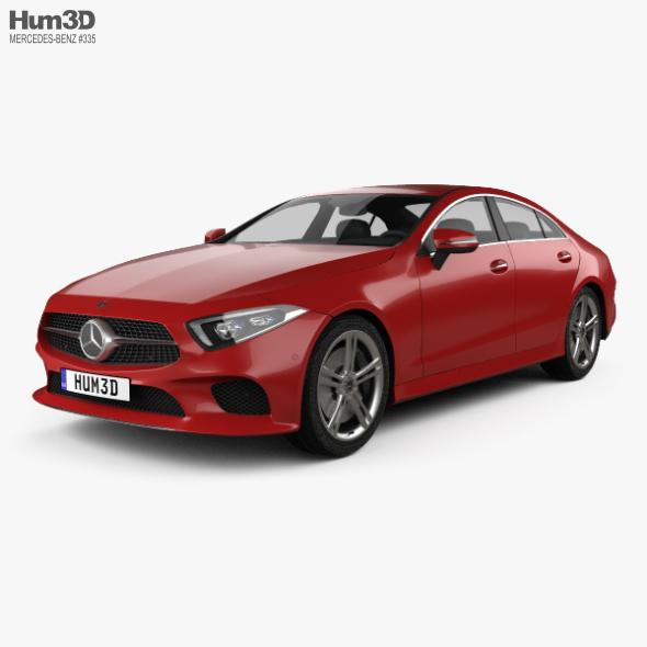 Mercedes-Benz CLS-class (C257) 2018