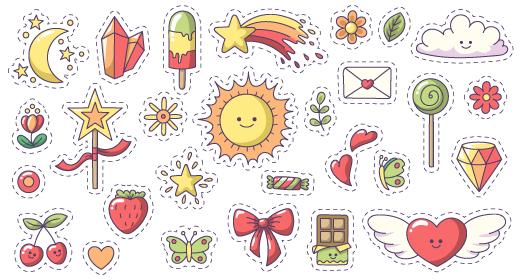 Sticker & Pins