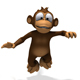 Monkeys Jumping (3-Pack) - VideoHive Item for Sale