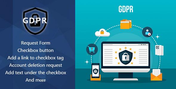 Leo GDPR - Prestashop Module for The General Data Protection Regulation
