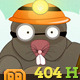 Mole 404 Error Page Nulled