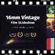 16mm Vintage Film Slideshow - VideoHive Item for Sale