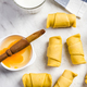 Making homemade french pastry croissants - PhotoDune Item for Sale