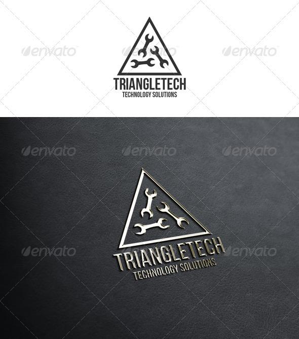Triangletech - Symbols Logo Templates