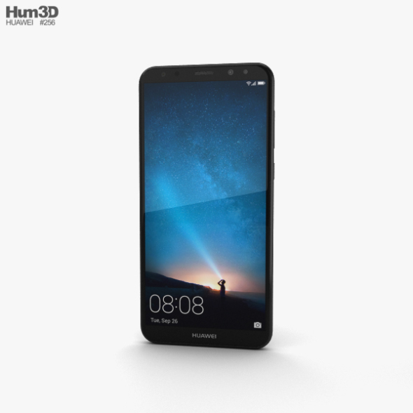 Huawei Mate 10 Lite Graphite Black