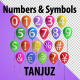 Numbers & Symbols Balloons - VideoHive Item for Sale