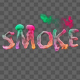 Smoke Typography - VideoHive Item for Sale