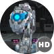 Funny Dancing Robot - VideoHive Item for Sale