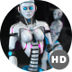 Sexy Robot Catwalk - VideoHive Item for Sale