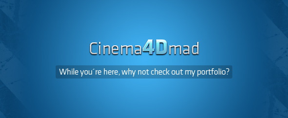 Cinema4dmad profile