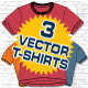 Mens T-Shirt Vector Mock-Ups - Fashion Design - GraphicRiver Item for Sale