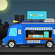 Food Truck Logo Reveal - VideoHive Item for Sale