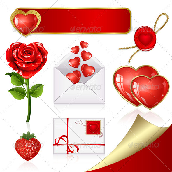 Love Collection - Valentines Seasons/Holidays