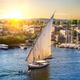 Sailboat in Aswan - PhotoDune Item for Sale