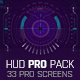 HUD UI Pro Pack - VideoHive Item for Sale