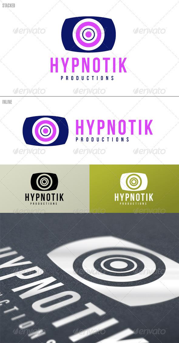 Hypnotik Productions – Logo Template - Symbols Logo Templates