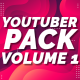 Youtuber Pack Volume 1 - VideoHive Item for Sale