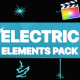 Electric Elements | Apple Motion - VideoHive Item for Sale