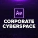 Corporate Cyberspace | Hi-tech Slideshow - VideoHive Item for Sale