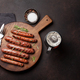 Grilled sausages and beer - PhotoDune Item for Sale
