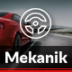 Mekanik - Car Mechanic WordPress Theme
