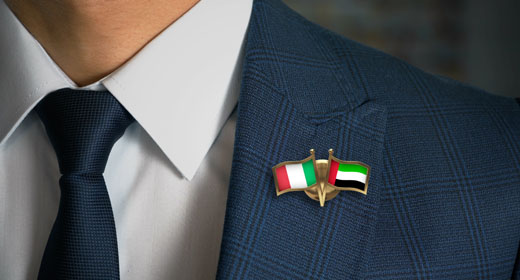 BUSINESSMAN FRIEND COUNTRIES FLAG PIN COLLECTION