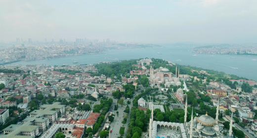 ISTANBUL AERIAL COLLECTION