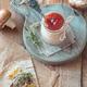 Mushroom pate in the glass jar - PhotoDune Item for Sale