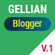 Mogtemplates - Gellian V.1.2 - News & Magazine Blogger Theme
