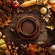 Thanksgiving Autumn Background - PhotoDune Item for Sale
