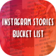 Instagram Stories Bucket List - VideoHive Item for Sale