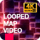 World Map UHD 4K - VideoHive Item for Sale