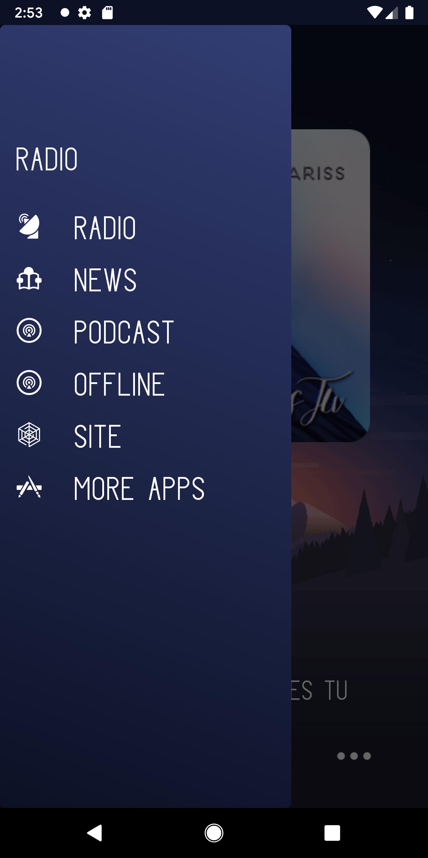 Lov Radio (single station) android