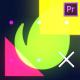 Glitch Reveal   Premiere Pro - VideoHive Item for Sale